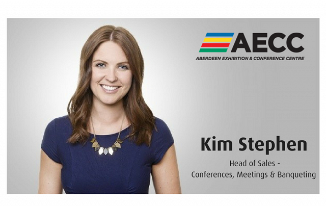 Kim Stephen, Head of Sales - Conferencing, Meeting & Banqueting